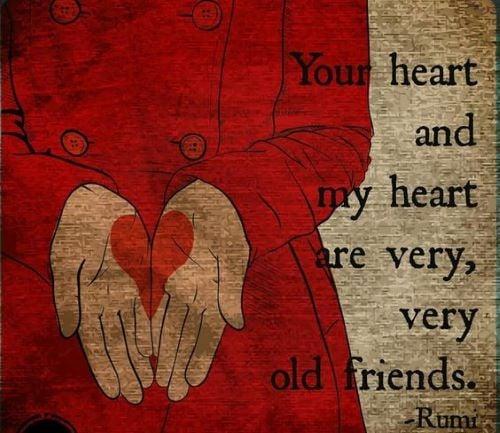 Herzen verbinden